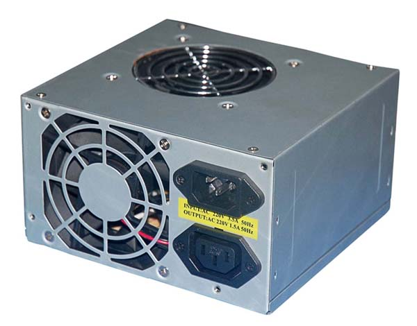 Build A Power Supply Using Atx Parts